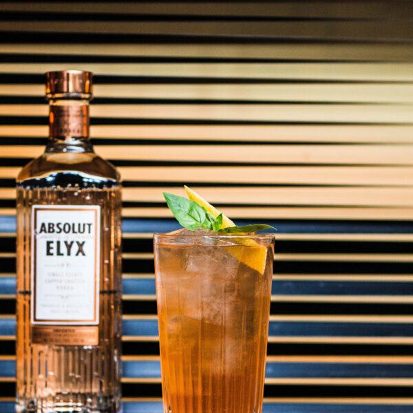 Absolut Elyx Cocktail