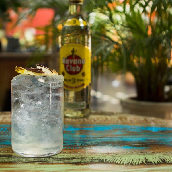 Havana Club 3 Años Cocktail