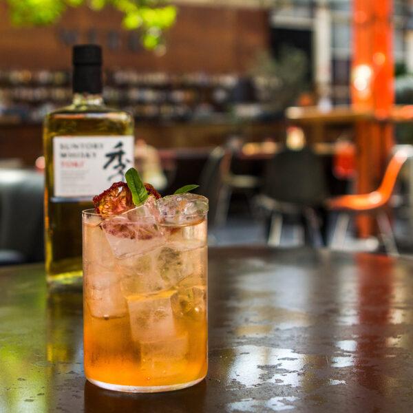 Suntory Toki Cocktail