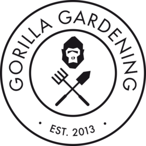 Logo Gorilla Gardening