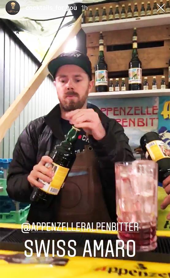 WERK 8 am Liquid Market in Wien